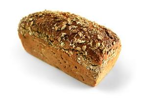 chleb żytni z kiełkami
