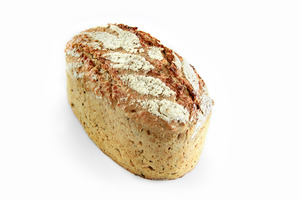 chleb z kłosem
